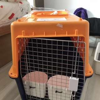 IATA approved pet crate