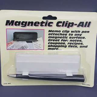 MAGNETIC CLIP ALL[309