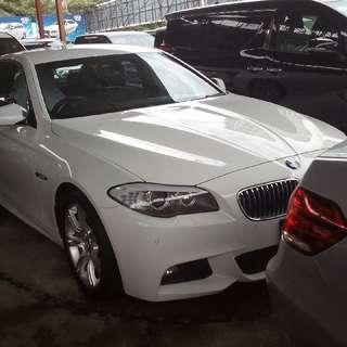 BMW 523i 2.0 M-Sport 2012 Unreg