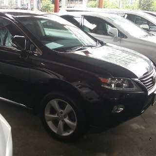 Lexus RX270 2.7