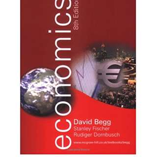 economics 8th edition by David Begg - UOL Economics recommended text
