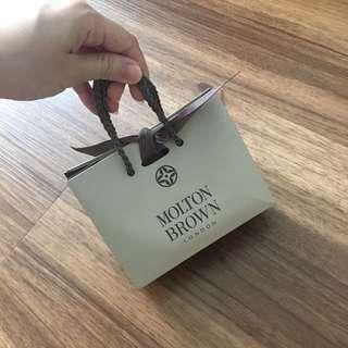 Molton Brown London gift set