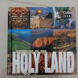 Wonders of the Holy Land (NEW)