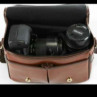 Pu Camera Bag