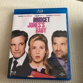 Original Blu ray Bridget Jone's Baby