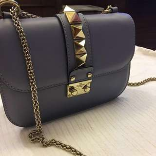 Valentino Small Chain Crossbody Bag