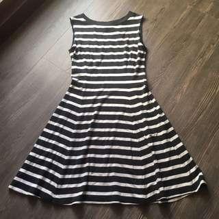 Uniqulo 通勤必備百搭散狀洋裝