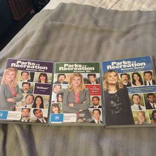 Dvd - Parks & Recreation