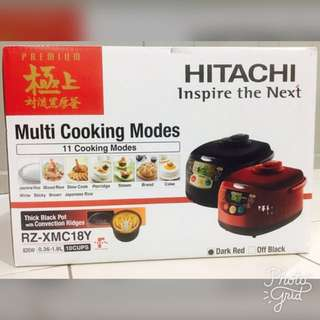 Hitachi Multi Cooking Rice Cooker