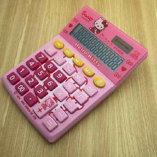 Hello Kittu Calculator