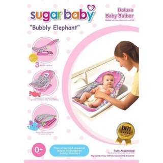 Sugar Baby Deluxe Baby Bather Bubbly Elephant