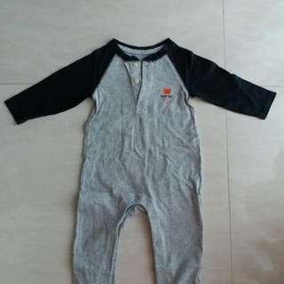 (包郵)baby Gap 6-12m 夾衣