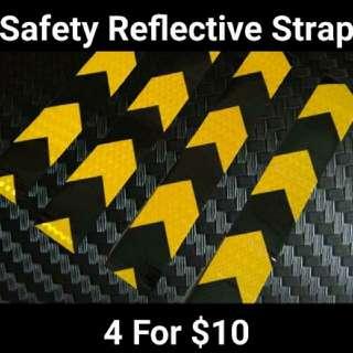Safety Reflective Strap