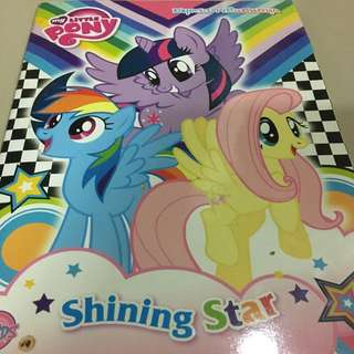 MLP🦄🦄 Colouring Book