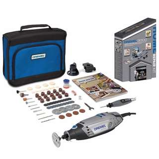 Dremel 3000 Home Repair Kit Rotary Tool with Dremel Bag Free Delivery in all NCR Area Cash on Delivery Nationwide