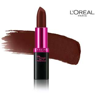 Loreal Rouge Magique Matte Lipstick - 901 The Fort