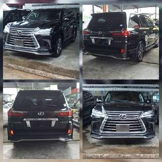 Lexus LX570 5.7 Petrol 2015 Unreg