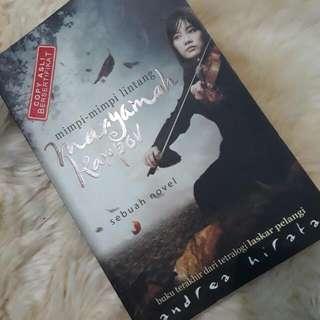 Novel Maryamah Karpov By ANDREA HIRATA