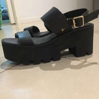 Windsorsmith Platform Heels