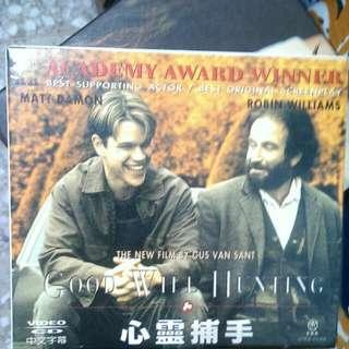 【收藏】心靈捕手VCD(正版)