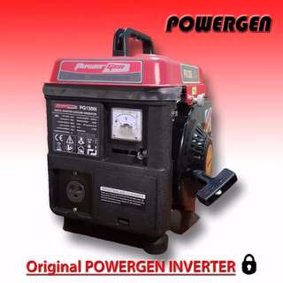 POWERGEN 1kVA Digital Inverter Generator Generating Sets 100% Pure Copper Free Delivery in all NCR Area Cash on Delivery Nationwide