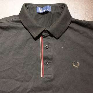 Fred Perry Polo JP Japan