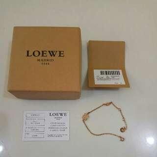 Loewe Anagram Bracelet