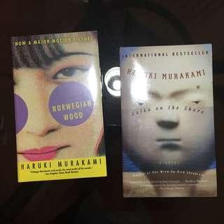 Book Bundle: Haruki Murakami