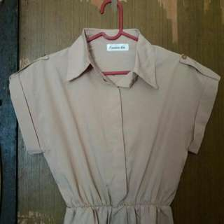 Mocca Mini Dress Brand Euniee Lai