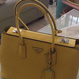 Prada Bag Limited Edition Color