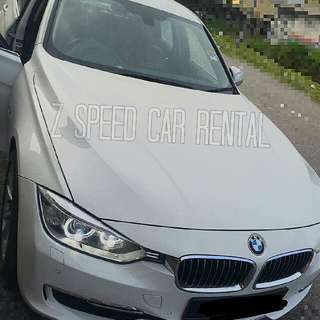 Bmw F30 Are Ready To Rent !!!