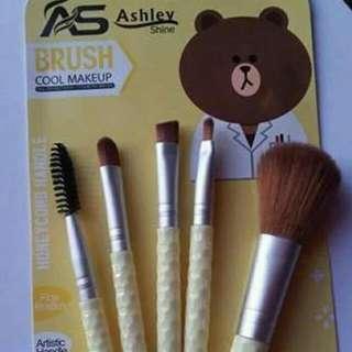 Anastasia brush set 150