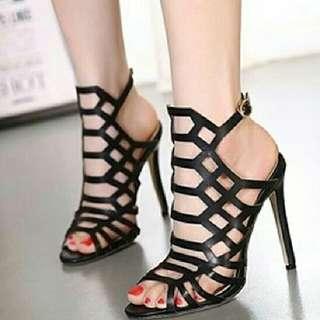 HITS!!!  Sepatu heels 12cm
