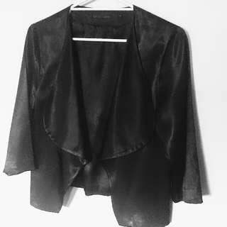 Tokito Crop Blazer Size 12