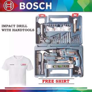 Bosch Professional Impact Drill with Handtools GSB 13 RE Free Delivery in all NCR Area Cash on Delivery Nationwide