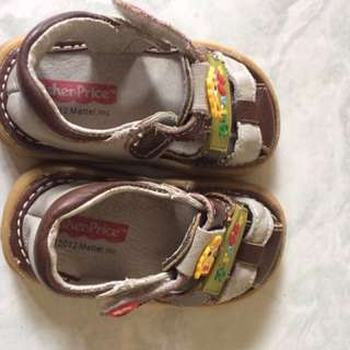 Sandals Fisher Price