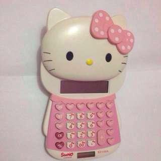 Kalkulator HelloKitty