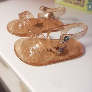 Baby old Navy orange sandal