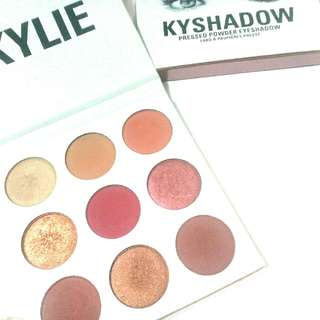 Preloved Kyshadow Burgundy palette