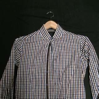 Dress shirt by Benjamin Barker (U.P. 80.00)