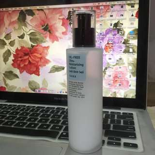 COSRX - OIL FREE  Ultra Mosturizing Lotion (with birch sap)