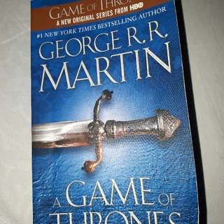 Game of Thrones (Book 1)