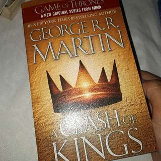 Clash of Kings (Game pf Thrones Book 2)