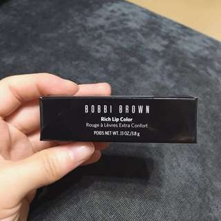 BOBBI BROWN Rich Lip Color 32Uber Beige唇膏