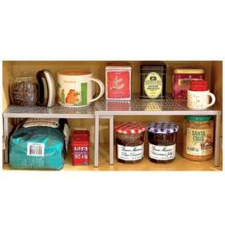 Expandable Counter Shelf