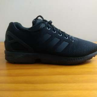 Adidas Zx Flux (Triple Black) US8.5 / UK8