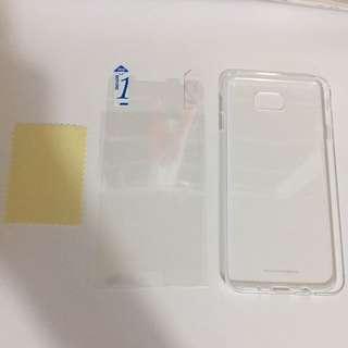 Samsung Galaxy J7 Prime 透明軟手機殻