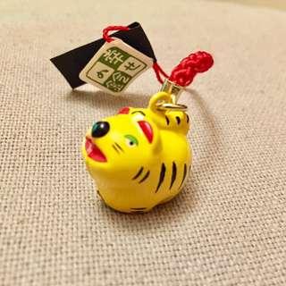 日本老虎噹噹電話繩