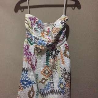 Element Summer Tube Dress