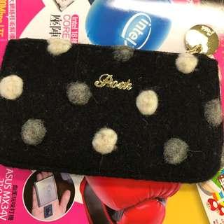 泰國品牌posh coins bag wallet